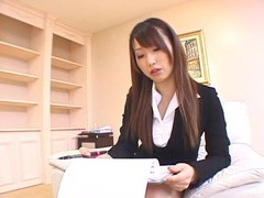 Sexy japanese babe ai sayama drops her dress to be fucked hard movies at freekiloclips.com