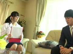 Chubby japanese chick yatsuka mikoto gives head and rides well movies at freekiloclips.com