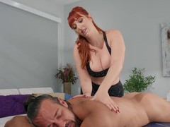 Redhead milf lauren phillips works out and gets fucked deep, Couple, Hardcore, Pornstars, Redhead, Tattoo, Sport, Massage, Big Tits, Natural Tits, Handjob, Titjob, Blowjob, Pussy Licking, Cowgirl, Doggystyle, Missionary, Housewife videos