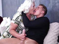 Granny blows and fucks young pervert boy, Amateur, Blowjob, Mature, Big Boobs, MILF, Old &,  Young, Granny, HD Videos, Big Tits, Perverted, Asshole Closeup, Granny Blows, Mature NL, Handsjob movies at freekilosex.com