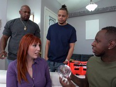 Mmf interracial threesome with dp for redhead lauren phillips, MMF, Hardcore, Gangbang, Interracial, Pornstars, MILF, Redhead, Long Hair, Big Tits, Fake Tits, Big Black Cock, Big Cocks, Blowjob, Handjob, Doggystyle, Anal, Missionary, Double Penetration, P movies at find-best-hardcore.com