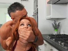 Hardcore fucking in the kitchen with cute redhead lacy lennon, Couple, Hardcore, Redhead, Long Hair, Shorts, Natural Tits, Blowjob, Ball Licking, Socks, Cowgirl, Pussy, Asshole, Cumshot, Kitchen movies at find-best-hardcore.com