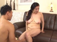 Dirty japanese mature gets undressed and fucked by a stranger movies