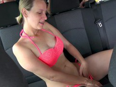 Shaved pussy cutie bianca ferrero gets fucked in the car. hd, Couple, Hardcore, Reality, Car Fucking, Public, Bra, Panties, Blowjob, Handjob, Missionary, Pussy, Shaved Pussy movies at freekilosex.com