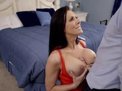 Amazing reagan foxx likes to ride a big cock while her tits bounce, Couple, Hardcore, Pornstars, MILF, Brunettes, Long Hair, Big Tits, Fake Tits, Titjob, Blowjob, Missionary, Pussy, Shaved Pussy, Doggystyle, Clothed Sex movies at freekilomovies.com