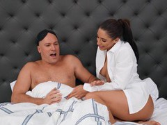 Messy facial ending for slutty pornstar abella danger after wild sex, Couple, Hardcore, Long Hair, Thong, Brunettes, Handjob, Cowgirl, Asshole, Pussy, Shaved Pussy, Asslick, Doggystyle, Cumshot, Facial movies at kilopills.com