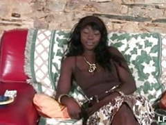 Belle black aux gros seins sodomisee profondement, Anal, French, Ass Fucking, Black Ebony, Fuck My Ass, Black, La France a Poil, Gros, On Black videos