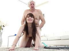 Teenmegaworld - old-n-young - old man makes sweetie kneel, Babe, Blowjob, Brunette, Teen (18+), Old &,  Young, HD Videos, Big Tits, Old, Man, Sweetie, Old Men, Old and Young, New to, Old Man Young, Old-n-young, Old Old, Old Old Man movies at freekilosex.com