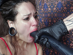 90 pound mouth slave roughly gagged by her master, HD Videos, Ass Licking, Slave, Rough Sex, Master, Slaves, Gagging, Mobiles, Roughly, In Mouth, Rimjob, Brutal Sex, Slavemouth, Master Slave, Slave Mouth videos