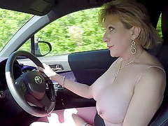 Mature blonde lady sonia plays with her tits while driving, Porn for Women, Mature Tits, Driving, Blonde Tits, Tits out, Mature Blondes, New Mature, Mature Blonde Tits, Lady Sonia, Mature Blonde videos