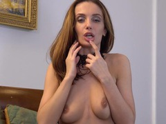 Foxy model marel dew moans while pleasuring her wet snatch, Solo Models, Masturbation, MILF, Long Hair, Natural Tits, Lingerie, Stockings, Nylon, Pussy, Fingering movies at freekilomovies.com