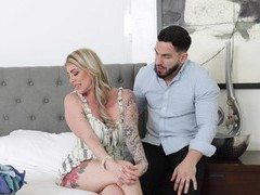 Amazing fucking with cock hungry blondie lolly dames ends with cum on ass, Couple, Hardcore, Pornstars, Long Hair, Tattoo, Pussy, Shaved Pussy, Big Tits, Fake Tits, Missionary, Cowgirl, Ball Licking, Blowjob, Doggystyle movies