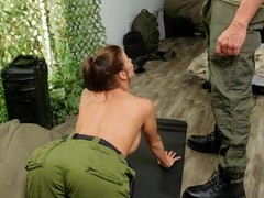 Hardcore butt fucking in the army ends with a facial for alexis fawx, Couple, Hardcore, Pornstars, MILF, Uniform, Fingering, Massage, Oiled, Blowjob, Titjob, Big Tits, Fake Tits, Cowgirl, Missionary, Anal, Cumshot, Facial movies