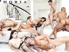 Biphoria - anything goes at couple's first bisexual orgy, Anal, Blowjob, Bisexual, HD Videos, Orgy, Party, Big Tits, Eating Pussy, Big Dick, Interracial Sex, Anything Goes, Big Cock, Small Boobs, Anal Fuck, Bi Orgy, Group Sex Party, Bisexual Anal, Va videos