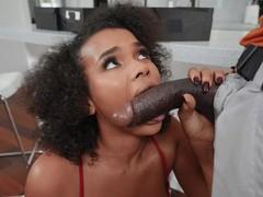Natural tits ebony alina ali in high heels gets fucked hard, Couple, Hardcore, Ebony, Blowjob, Big Black Cock, Big Cocks, Pussy Licking, High Heels, Missionary, Natural Tits, Handjob, Ball Licking, Pornstars, Cowgirl videos
