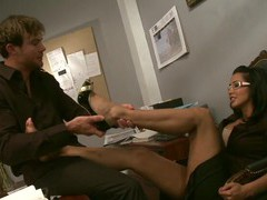 Incredible fucking with stunning milf isis love ends with cum on tits, Couple, Hardcore, Pornstars, MILF, Brunettes, Glasses, Fetish, Foot Fetish, Pussy, Asslick, Long Hair, Big Tits, Fake Tits, Cowgirl, Asshole, Cum On Tits, Cumshot, Office, High Heels videos