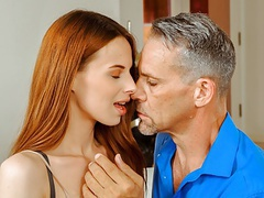 Daddy4k. sex with bf's dad is dazzling, Blowjob, Pornstar, Teen (18+), Redhead, Old &,  Young, HD Videos, Cunnilingus, Skinny, Teen (18+) Sex, Teen (18+) Blowjob, Small Boobs, Lick My Pussy, Teen (18+) Pornstars, American, Old Young Sex, Old Love videos