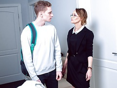 Tutor4k. boy want to watch how friend fucks his mom, Blowjob, Brunette, Mature, Stockings, Old &,  Young, HD Videos, Cougar, Doggy Style, Teacher, Mature Women, Mother, Hot Teacher, Tutor, Doggystyle, Stocking, Mature Blowjob, Mature Cougar, Debt, Tuto movies at kilovideos.com