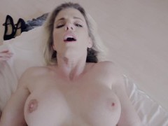 Busty milf cory chase drops her red dress for a passionate sex, Couple, Hardcore, HD POV, Pornstars, MILF, Glasses, Blowjob, Pussy Licking, Big Tits, Fake Tits, Cowgirl, Doggystyle, Missionary movies at kilovideos.com