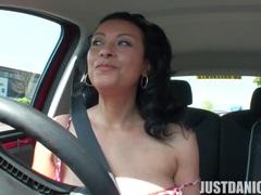 Dirty milf danica collins loves masturbating in the car. hd, Solo Models, Masturbation, Pornstars, MILF, Car Fucking, Brunettes, Pussy, Big Tits, Natural Tits, British videos