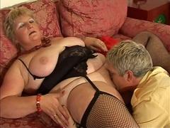 Chubby mature julia blu enjoys getting fucked by her neighbor, BBW, Mature movies at freekiloclips.com