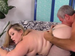 Sexy bbws taking hard dicks in their pussy and enjoy fucking in doggystyle, BBW movies at kilopills.com