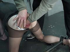 Big pumped pussy fisted in doggystyle, Hardcore, BDSM, HD Videos, Doggy Style, Fisting, Pussy Pump, Fat Pussy, Rough Sex, Big Pussy, Pantyhose, Pussy, Fist Fuck, Hard Doggy Style, Pussy Fisted, Brutal Sex, Doggystyle, Pillory, Women in Pantyhose videos