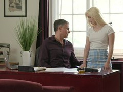 Sweet blonde secretary aria banks gets fucked good in the office, Couple, Hardcore, Blondes, Long Hair, Panties, Pussy, Shaved Pussy, Bra, Pussy Licking, Natural Tits, Toys, Vibrator, Blowjob videos