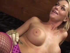 Fake boobs blondie paige ashley moans while getting fucked hard, Couple, Hardcore, Pornstars, MILF, Blondes, Bra, Big Tits, Fake Tits, Blowjob, Thong, Doggystyle, Missionary, Cumshot, Facial videos