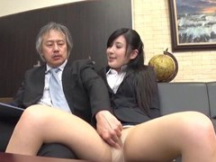 Quickie fucking in the office with shy japanese secretary seino iroha videos