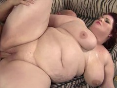 Hot and horny chubby women enjoy their meaty pussies getting fucked deep and good with thick and stiff dicks, BBW videos