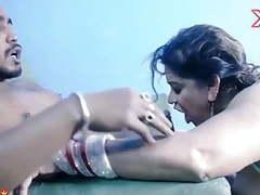 Indian aunty fucks naukar - hindi movie uncut scene movies at freekilomovies.com
