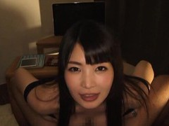 Homemade pov video of clothed shiina ririko giving a blowjob videos