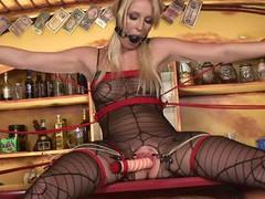 Skinny slave girl jasmin enjoys getting spanked during torture, BDSM, Fetish, Slave, Spanking videos