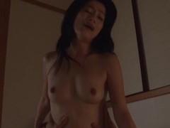 Erotic late night fucking with small boobs japanese hottie nanami hisayo videos