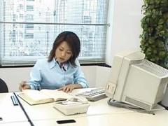 Hot ass japanese girl rina katsura enjoys getting fucked in the office videos