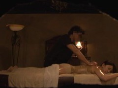 Passionate late night fucking during a massage with a hottie videos