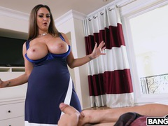 Curvy mature ava addams moans during passionate sex with a younger guy, Couple, Hardcore, Pornstars, MILF, Long Hair, Big Tits, Fake Tits, Handjob, Blowjob, Titjob, Pussy Licking, Doggystyle, Pussy, Cowgirl videos
