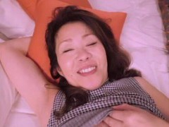 Horny japanese milf opens her legs to be pleasured with sex toys videos