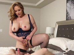 Chubby mature eva notty enjoys getting fucked by her lover, Couple, Hardcore, Pornstars, MILF, Lingerie, Chubby, Big Tits, Fake Tits, Tattoo, Handjob, Stockings, Nylon, Cowgirl, Doggystyle, Titjob, Missionary videos