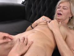 Redhead chick enjoys having sex with a milf - reka gabor and istvanne, Mature Lesbian, Mature videos