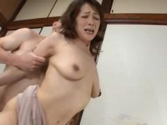 Asian wife sayuri takizawa opens her legs to be fucked good videos