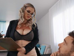 Chubby and pale chick codi vore enjoys getting fucked hard, Couple, Hardcore, Pornstars, Chubby, Glasses, Lingerie, Stockings, Nylon, Bra, Big Tits, Natural Tits, Pussy Licking, Blowjob, Cowgirl, Asshole, Pussy, Hairy, Doggystyle, Missionary, Clothed Sex, videos