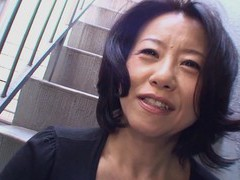 Horny japanese granny junko sakashita spreads her legs to be dicked videos