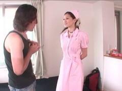 Small tits nurse ameri ichinose enjoys getting fucked good videos