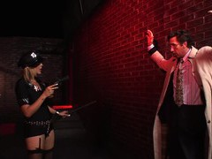 Hardcore fucking with fake boobs police officer romana ryder, Couple, Hardcore, Car Fucking, Uniform, Story, Lingerie, Stockings, Fishnet, High Heels, Missionary, Big Tits, Fake Tits, Cowgirl, Clothed Sex, Handjob, Big Cocks, Pornstars videos
