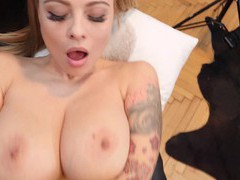 Homemade video of chubby pornstar domino getting fucked good, HD POV, Couple, Hardcore, Tattoo, Blowjob, Ball Licking, Titjob, Big Tits, Natural Tits, Doggystyle, Missionary, Chubby, Pussy, Pornstars videos
