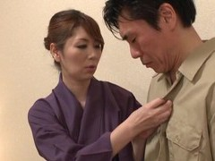 Gentle fucking in doggystyle with japanese wife chisato shohda movies