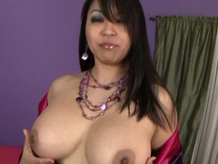 Chubby chick mika tan spreads her legs to ride a large manhood, Couple, Hardcore, Asian, Pornstars, MILF, Lingerie, Big Tits, Natural Tits, Long Hair, Pussy, Asshole, Blowjob, Missionary, Cowgirl, Doggystyle, Chubby videos