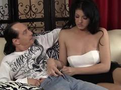 Brunette amateur selena skye pleasures a dick with her boobs, Couple, Hardcore, Brunettes, Long Hair, Handjob, Big Tits, Natural Tits, Panties, Titjob, Fingering, Pussy, Latina videos